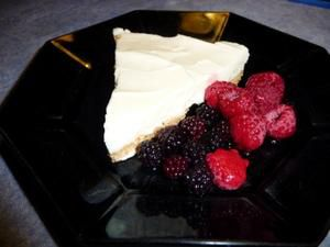 The english cheese cake