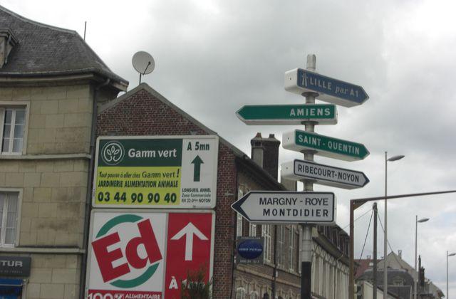 J+3 : Margny les Compiègne
