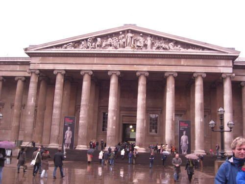 London et le British Museum