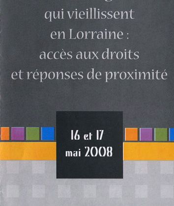 Les actes du colloque 2008