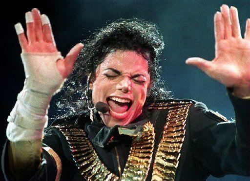 Michael Jackson roi de la pop est mort !!!!