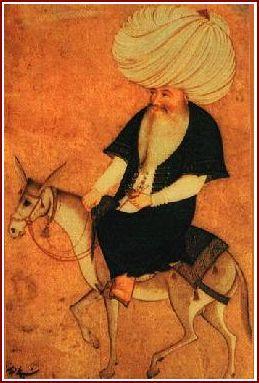 Nasreddin et l'âne perdu