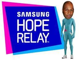 Samsung Hope Relay ou comment courir pour la bonne cause