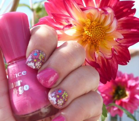 Nailstorming Octobre Rose