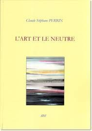 L'art et le neutre