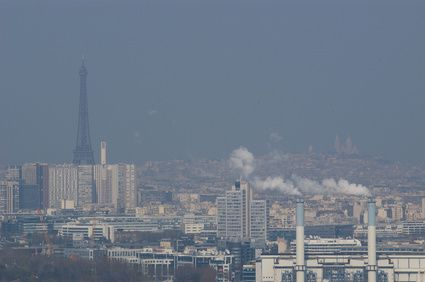 Pics de pollution et mesures gouvernementales