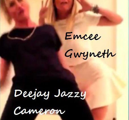 Quand Cameron Diaz et Gwyneth Paltrow entament un rap...Cameron Diaz and Gwyneth Paltrow sure know how to bust a rhyme!!!