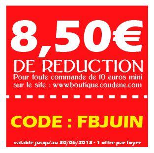 Mon partenaire Coudène : Promotion