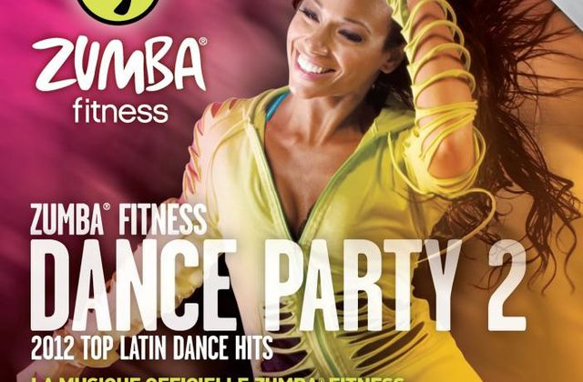 [ZUMBA] ZUMBA FITNESS DANCE PARTY 2 - 2cd - 2012