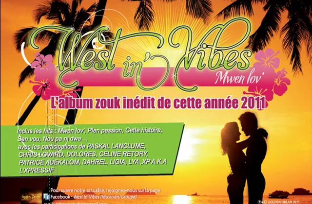 [ZOUK] CHRIS LOVARD - PLEN PASSION Extrait de West in Vibes - 2012