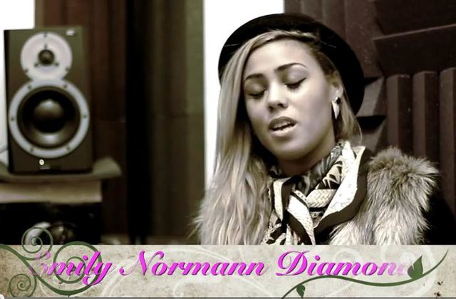[COVER] EMILIE NORMANN - DIAMOND COVER - 2013