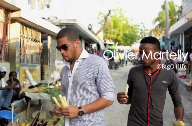 [CLIP] OLIVIER MARTELLY Feat ROODBOY TOP ADLERMAN - BRASE LARI A - 2013