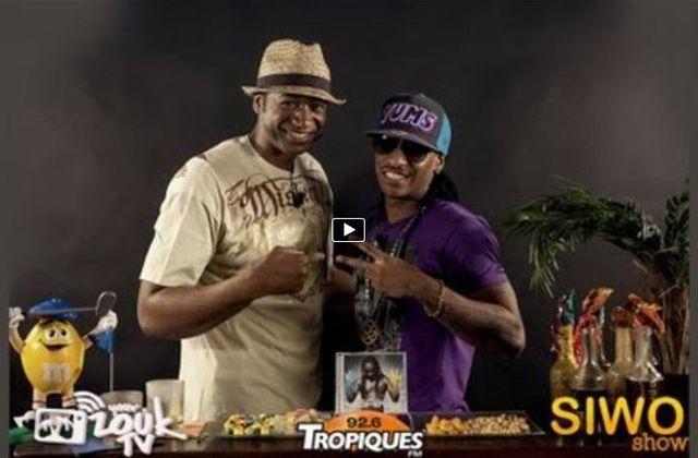 [INTERVIEW] SAIK DANS LE SIWO SHOW Présenté par GANA sur YOURZOUKTV - 2013