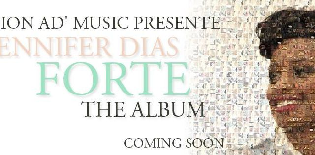 [KIZOMBA] JENNIFER DIAS - FORTE - 2013 Album coming Soon