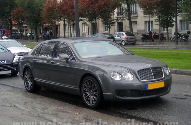 AC63 • Bentley Continental Flying Spur Speed