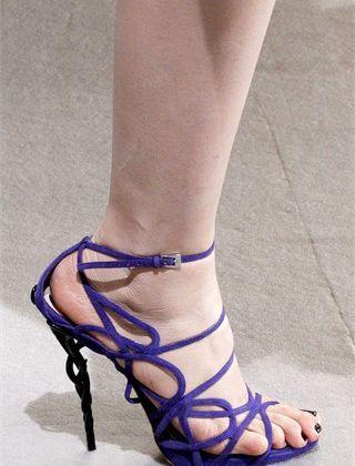 Les escarpins Christian Dior Automne/hiver 2010-2011