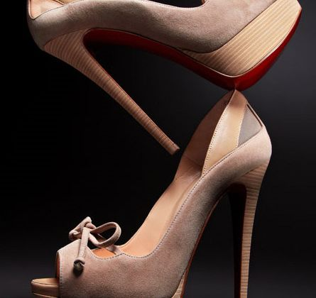 Collection été 2011, Christian Louboutin sur Lescarpin