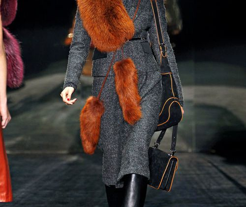 Fashion week Milan avec Gucci...
