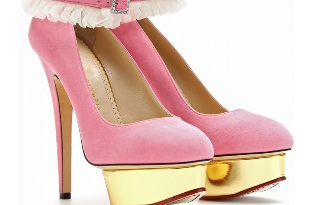 Escarpins Dolly Charlotte Olympia