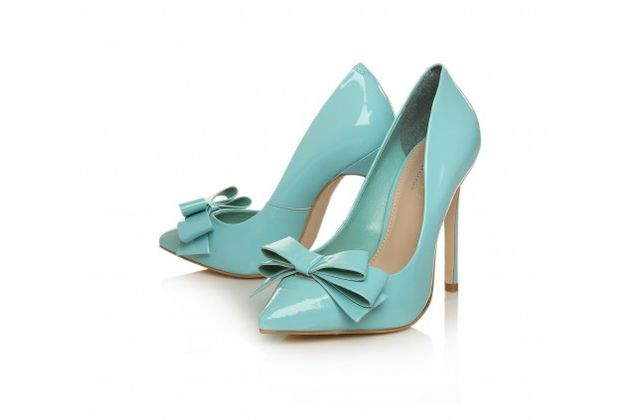 Shoes été 2012, chez Kurt Geiger