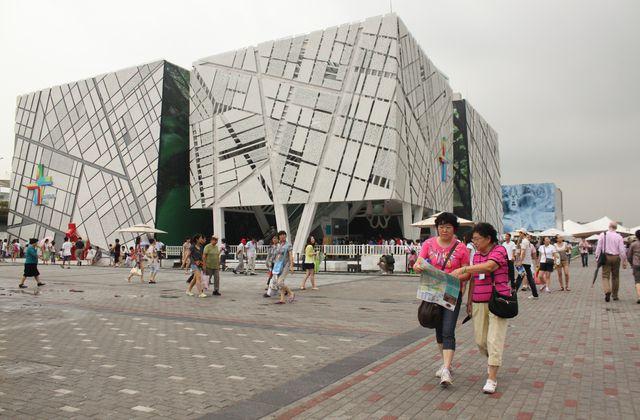 Exposition universelle à Shanghai