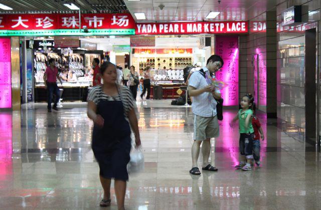 Shopping pas cher à Shanghai