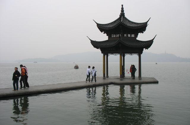 Hangzhou et le lac Xi Hu