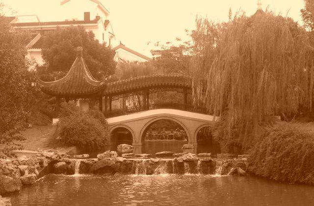 Promenade a Suzhou : la pagode Ruiguang
