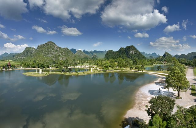 The journey of life : Guilin Club Med