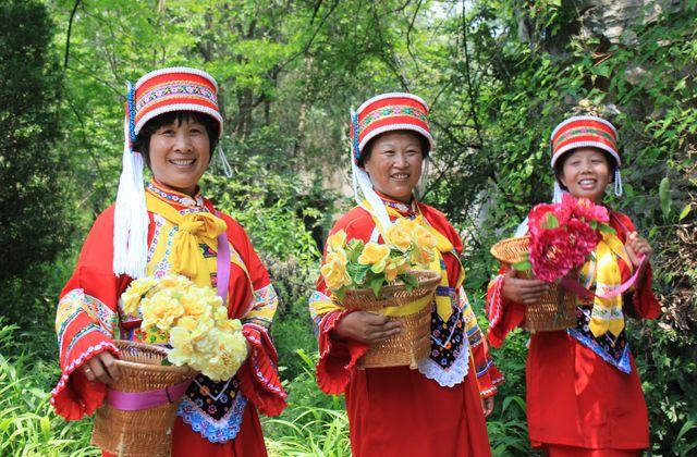 Couleurs et images du Yunnan la suite