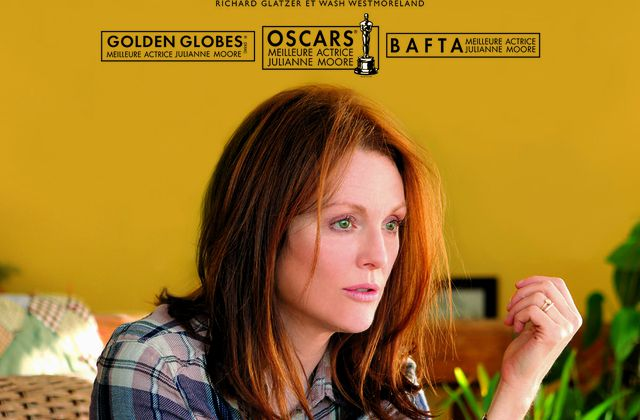 STILL ALICE – JULIANNE MOORE – KRISTEN STEWART