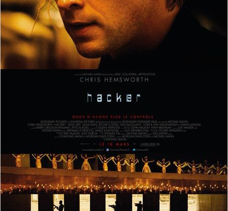 HACKER – MICHAEL MANN – CHRIS HEMSWORTH