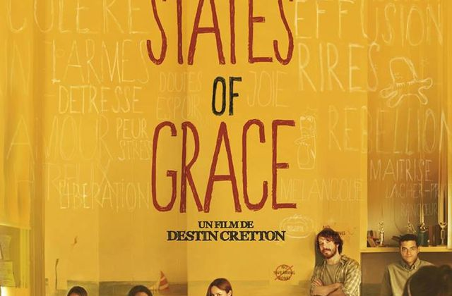 STATES OF GRACE – Destin Cretton – Brie Larson
