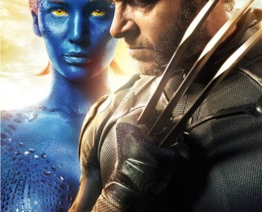 X-Men: Days of Future Past – HUGH JACKMAN – JENNIFER LAWRENCE