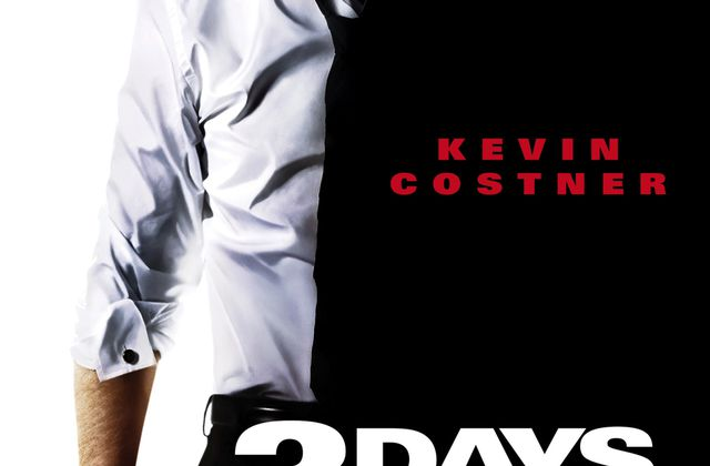 3 DAYS TO KILL – KEVIN COSTNER – AMBER HEARD