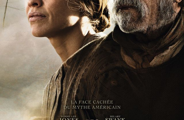 THE HOMESMAN – TOMMY LEE JONES – HILARY SWANK