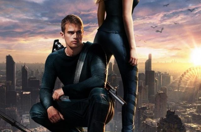 """DIVERGENTE"" – THEO JAMES – KATE WINSLET – SHAILENE WOODLEY"