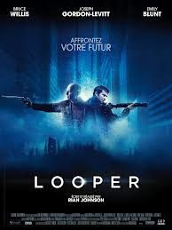 LOOPER – BRUCE WILLIS – JOSEPH GORDON-LEVITT – EMILY BLUNT