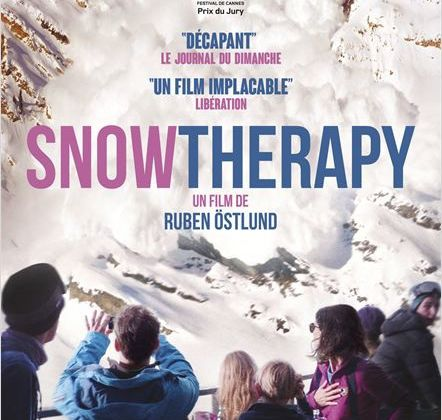 SNOW THERAPY - RUBEN OSTLUND