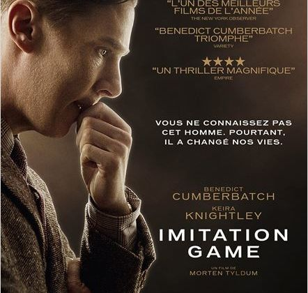 IMITATION GAME – BENEDICT CUMBERBATCH – KEIRA KNIGHTLEY