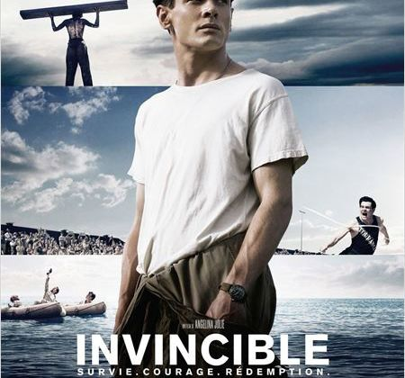INVINCIBLE – Jack O'Connell – Angelina Jolie