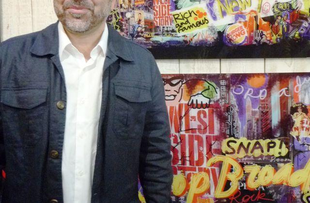 JEAN PIERRE HADIDA expose à l'Urban Gallery Paris
