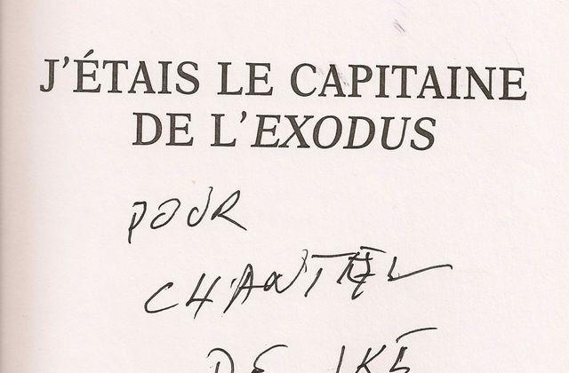 IKE ARONOWICZ - EXODUS