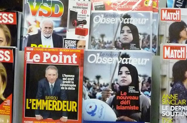 LE POINT, LE NOUVEL OBS, L'EXPRESS ou PARIS-MATCH cette semaine ?
