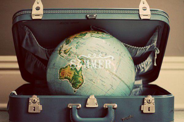 Un monde meilleur dans ma valise