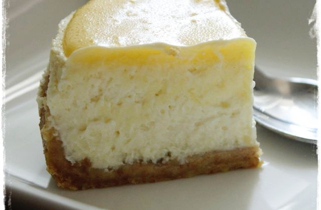 Baby CheeseCake Double Lemon