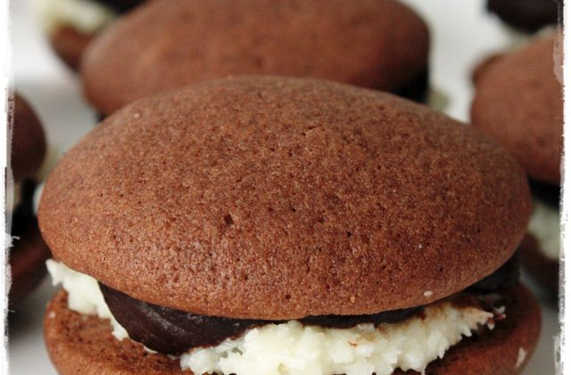 Whoopie Pie Coco Choco