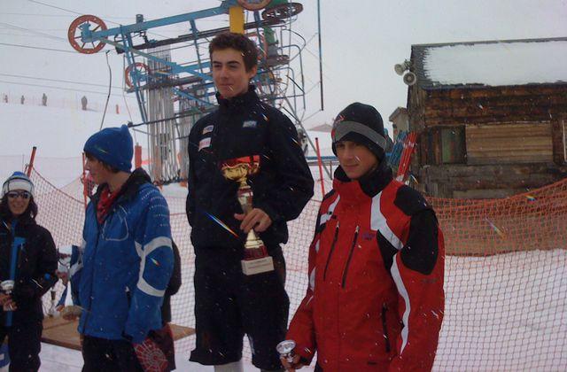 5 podiums pour Cauterets au slalom des Montagnards Argelésiens à Luz