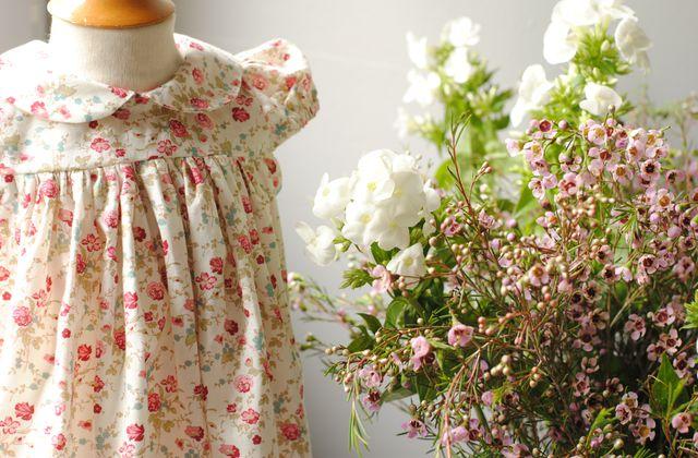 Naïs et les fleurs