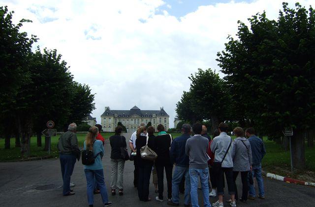 Retour sur la visite guidée du château a Brienne